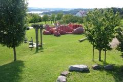 """Spielplatz """"Seeungeheuer"""" in Ottmannsberg"""
