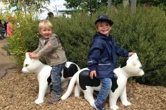 Tierischer Reitspaß für die Kleinen – im Playmobil Funpark