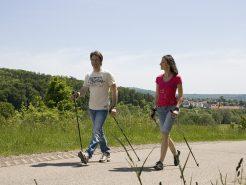 Ob Walking oder Wandern - Freizeit-Spaß ist garantiert!